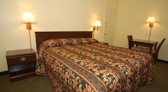 Midtown Inn - Beaumont - Bedroom