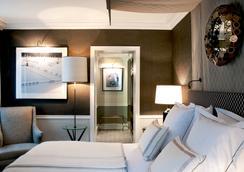Hôtel Recamier - Paris - Bedroom