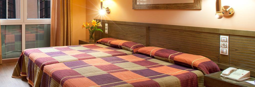 Senator Cadiz Spa Hotel - Cádiz - Bedroom