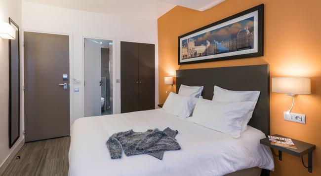 Hôtel Louvre Richelieu - Paris - Bedroom