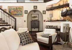 Pousada Casa Sín Nombre - Florianópolis - Lounge