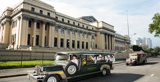 The Peninsula Manila - Manila - Building