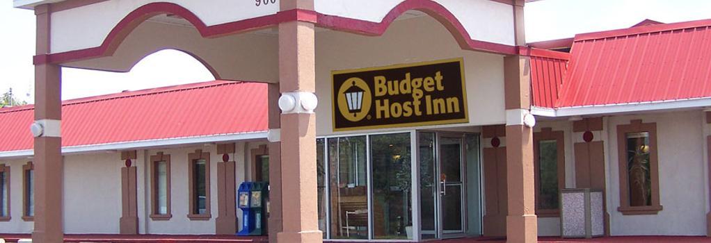Budget Host Inn - Columbia - Building