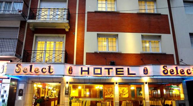 Hotel Select - Mar del Plata - Building