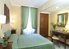 Hotel Montreal - Rome - Bedroom