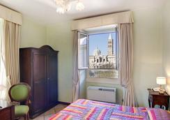 Hotel Montreal - Rome - Bedroom