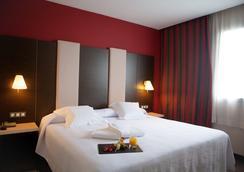 Hotel Agustinos - Pamplona - Bedroom