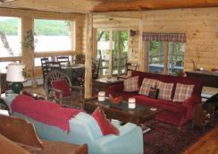 Kiwassa Lake Bed & Breakfast and Cabins - Saranac Lake - Restaurant
