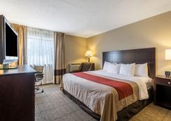 Comfort Inn - Lansing - Bedroom