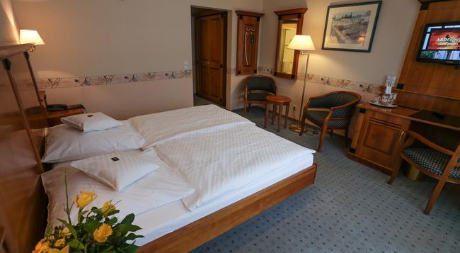 Hotel Krupp - Bad Neuenahr-Ahrweiler - Bedroom