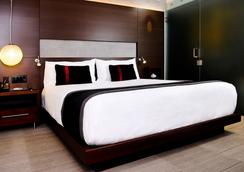 Hercor Hotel - Urban Boutique - Chula Vista - Bedroom
