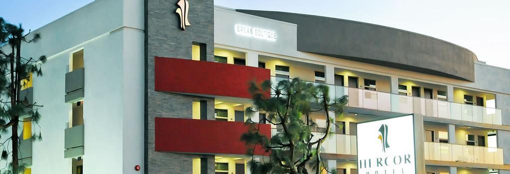 Hercor Hotel - Urban Boutique - Chula Vista - Building