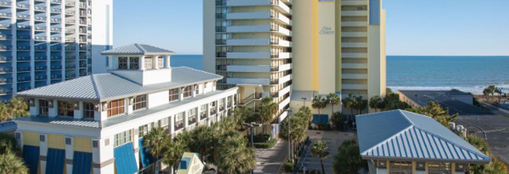 Sea Crest Oceanfront Resort - Myrtle Beach - Building