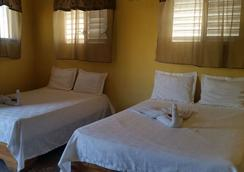 Aparta Hotel Tiempo - Santo Domingo - Bedroom