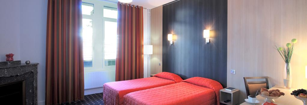 Hotel Sainte-Rose - Lourdes - Bedroom