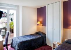 Hotel Continental - Lourdes - Bedroom