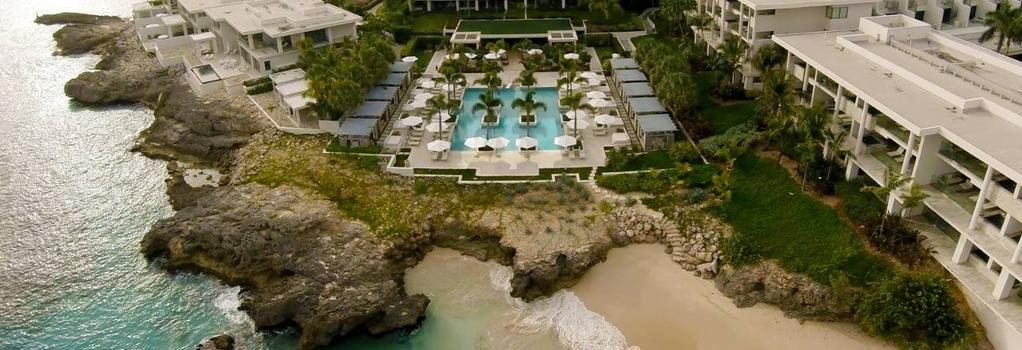 Four Seasons Resort and Residences Anguilla - West End Village - Building
