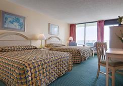 El Caribe Resort & Conference Center - Daytona Beach Shores - Bedroom