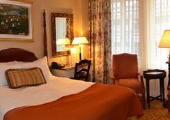 The Wall Street Inn - New York - Bedroom