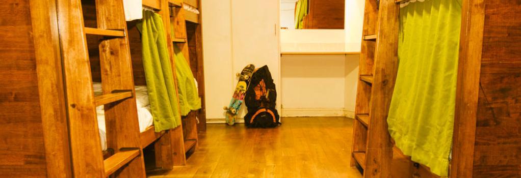 Palmers Lodge Hillspring - Hostel - London - Bedroom
