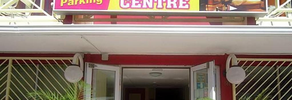 Hotel Du Centre - Saint-Denis - Building