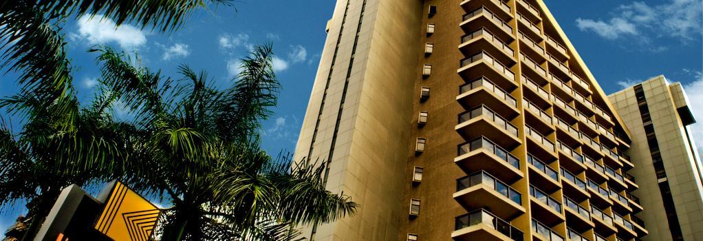 Kubitschek Plaza Hotel - Brasília - Building