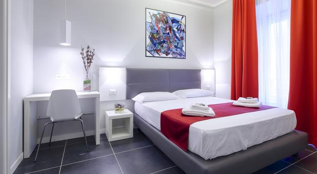 Home Town Suites - Rome - Bedroom
