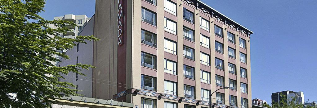Ramada Vancouver Downtown - Vancouver - Building