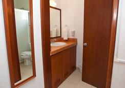 Hotel Xbulu-Ha - Isla Mujeres - Bathroom