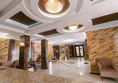 Hotel Pontos - Anapa - Lobby