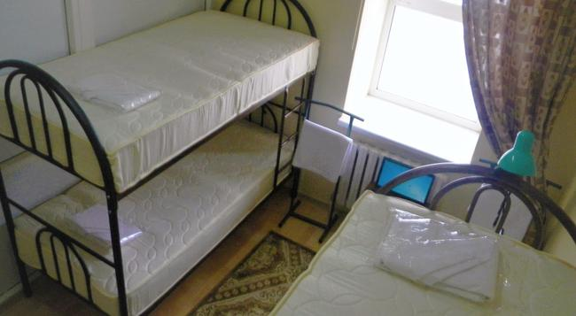 Apple Hostel - Astana - Bedroom