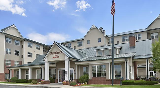 Residence Inn by Marriott Denver Airport - Aurora - Building