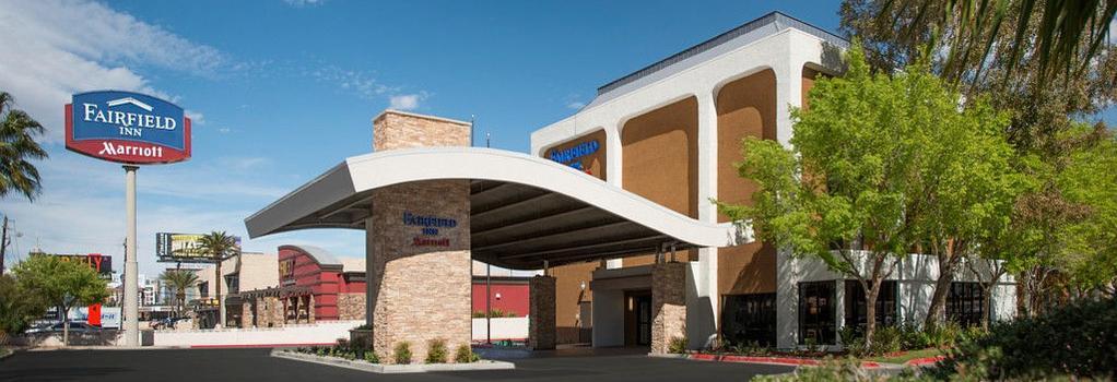 Fairfield Inn Las Vegas Airport - Las Vegas - Building