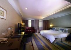 City Lake Hotel Taipei - Taipei - Bedroom