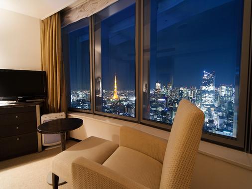 Park Hotel Tokyo - Tokyo - Room amenity