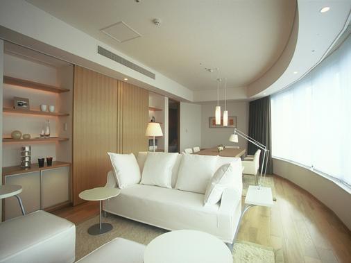 Park Hotel Tokyo - Tokyo - Living room