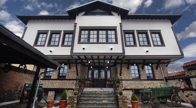 Hotel Theatre - Bitola - Building