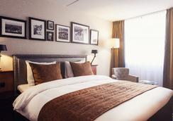Carlton Square Hotel - Haarlem - Bedroom