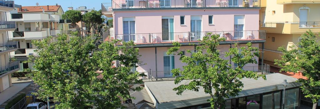 Hotel Maria Serena - Rimini - Building