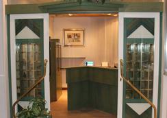 Hotel Maria Serena - Rimini - Front desk
