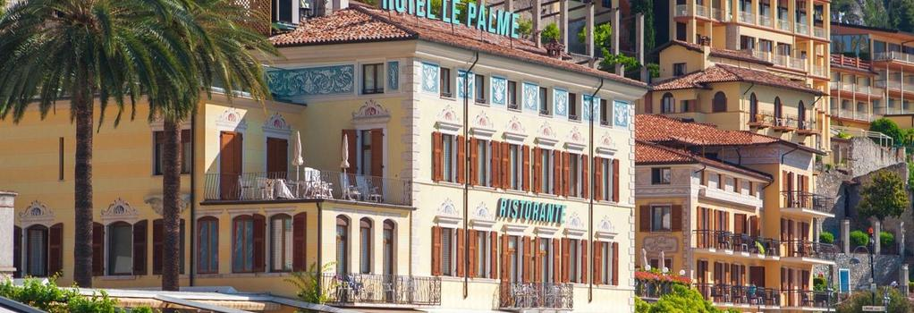SunHotel Le Palme - Limone sul Garda - Building