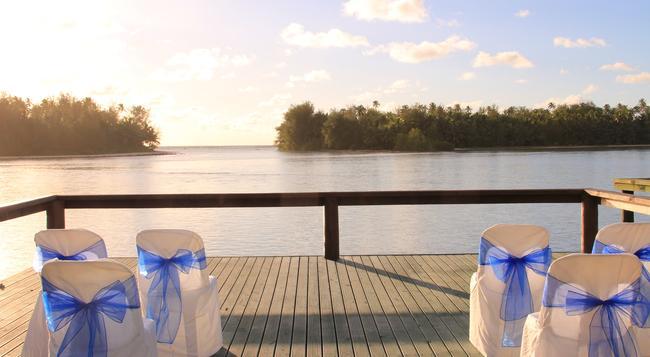 Aroko Bungalows - Rarotonga - Attractions