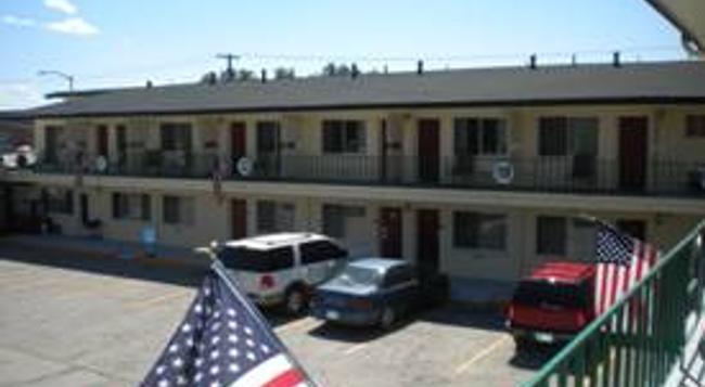 Western Inn Motel - Billings - Building