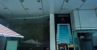 Cosmopolitan Residency (Amby Inn) - New Delhi - Building