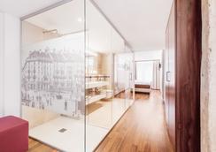 Hotel Scheuble - Zurich - Bathroom