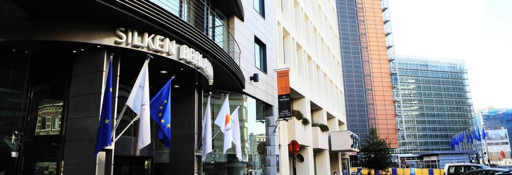 Hotel Berlaymont Brussels Eu - Brussels - Building