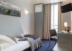 Hotel Beaumarchais - Paris - Bedroom