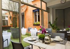 Hotel Beaumarchais - Paris - Restaurant