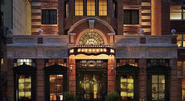 Walker Hotel Greenwich Village - New York - Building
