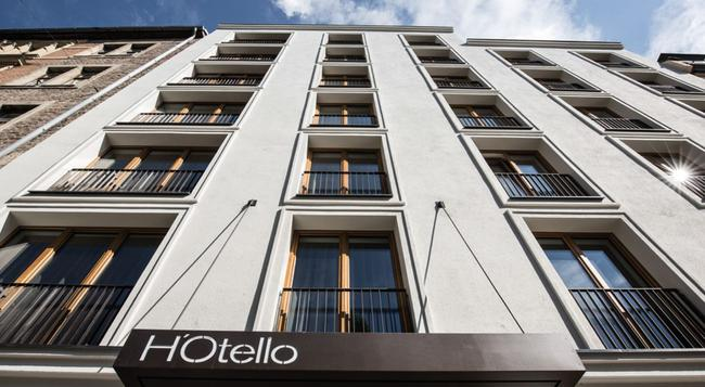 H'Otello B'01 - Munich - Building